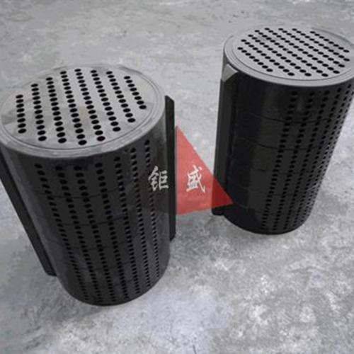 生产多晶硅用石墨换热块-Graphite Hext Exchange Blcoks for Production of Poly-Silicon
